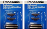 Panasonic WES9839P-2 Pack Replacement Pack Foil and Blade