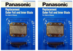 Panasonic WES9979P-2 Pack Replacement Pack Foil Blade