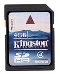 Kingston SDC/4GB  4GB SDC Memory Card