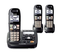 Panasonic Amplified Phones panasonic kx tg6592t 1 tga659t