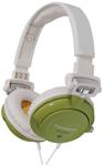 Panasonic Rp-djs400-g Rp-djs400 Dj Street Model Headphones