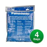 Panasonic Genuine Vacuum Bag for MC-V295H (2-Pack) Genuine Vacuum Bag