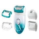 Panasonic ES-ED70-G Wet/Dry Shaver and Epilator 379800-8