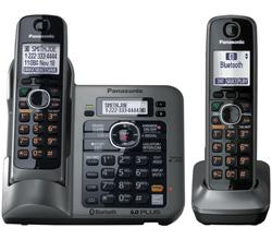 panasonic kx tg7641 series cordless phones factory outlet store rh panasonic factoryoutletstore com