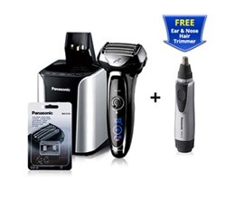 Panasonic HydraClean System Shavers panasonic es lv95 s bundle