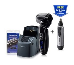 Panasonic HydraClean System Shavers panasonic esla93k bundle