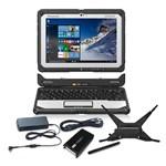 Panasonic BTS CF-20C5099KM Bundle 2 10.1 Inch Fully Rugged Laptop 444445-5