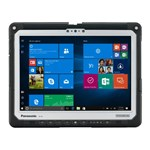 Panasonic BTS CF-33AFHEAVM Fully-Rugged Laptop 446623-5