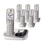 Panasonic Kx-tg446sk-r 6 Handset Cordless Phone