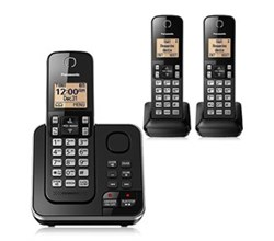 Panasonic DECT 6 Cordless Phones panasonic kx tg633sk