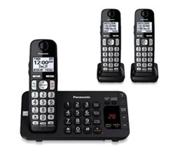 Panasonic Bluetooth Powered Link to Cell  panasonic kx tge443b