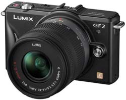 HD Movie Recording panasonic dmc gf2kk