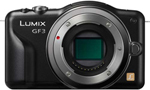 Panasonic DMC-GF3KBODY Lumix Digital Camera