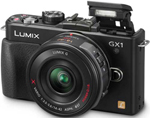Panasonic DMC-GX1XK Lumix Digital Camera