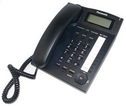 Panasonic Corded Wall Phones panasonic kx ts880b