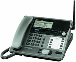 Panasonic 24GHz Cordless Phones panasonic kx tg2000b base