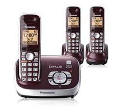 Panasonic DECT 6 Cordless Phones panasonic kx tg6573r r