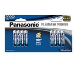 Panasonic Platinum Power Batteries panasonic lr03xe