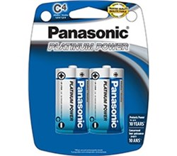 Panasonic Platinum Power Batteries panasonic lr14xp