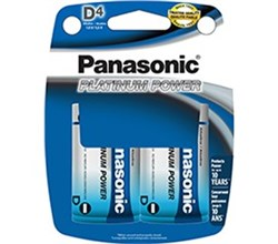 Panasonic Platinum Power Batteries panasonic lr20xp