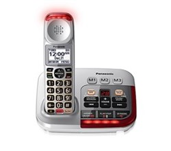 Panasonic Amplified Phones panasonic kx tgm450s