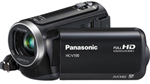 """Panasonic HC-V100K Brand New Includes One Year Warranty, The Panasonic HC-V100K high-definition camcorder features 32"