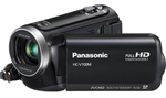 """Panasonic HC-V100MK Brand New Includes One Year Warranty, The Panasonic HC-V100MK 16 GB high-definition camcorder features 32.5mm wide-angle lens and Intelligent zoom function that makes it possible to pack a powerful 42x zoom into a compact body"