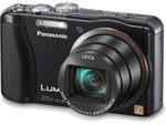 Panasonic DMC-ZS20K Digital Camera