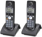 Panasonic KX-TGA670B-R (2 Pack) 5.8GHz Extra Handset / Charger