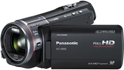 Panasonic Recreational Camcorders panasonic hc x900k