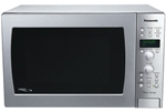 """Panasonic NN-CD989S Brand New Includes One Year Warranty, The Panasonic NN-CD989S full-size 1.5 cu"