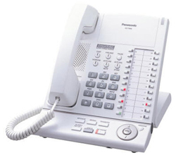 Panasonic KX T7600 Series Corded Phones KX T7625