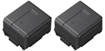 Panasonic DMW-BLA13 (2-Pack) Rechargeable Lithium-Ion Battery