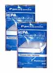 Panasonic MC-V194H-2 Pack HEPA Filter