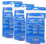 Panasonic MC-V155M - 3 Pack Replacement Vacuum
