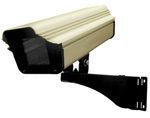 Panasonic BTS POH1500HB 15 inch Outdoor bullet style housing with Heat