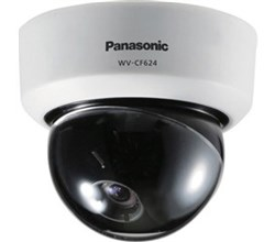 Panasonic Analog  Dome Cameras panasonic wvcf624