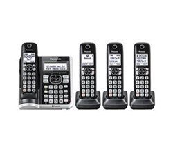 Panasonic DECT 6 Cordless Phones panasonic kx tgf574s