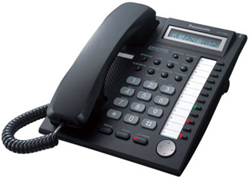 Panasonic KX T7600 Series Corded Phones panasonic kx t7667 black