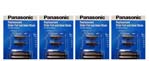 Panasonic WES9839P 4-Pack Replacement Pack Foil and Blade