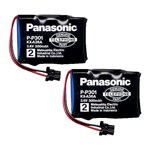 Panasonic OEM Battery For Panasonic P-P301 (2-Pack) OEM Battery For Pa