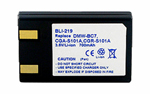 Panasonic Battery for Panasonic DMW-BC7 (Single Pack) Replacement Batt