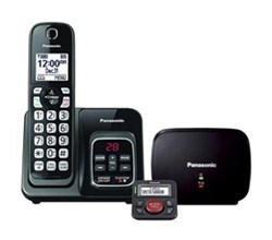 Panasonic DECT 6 Cordless Phones panasonic kx tgd530m with range extender and call blocker