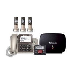 Baby Monitor Enabled panasonic kx tgf353n with range extender and call blocker