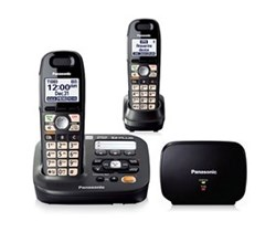 Panasonic Amplified Phones panasonic kx tg6592t