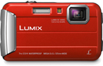 Panasonic DMC-TS25R Active Lifestyle Tough Camera