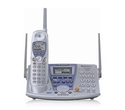 Panasonic 24GHz Cordless Phones panasonic kx tg2740
