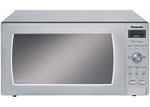 """""""Panasonic NN-SD797S Brand New Includes One Year Warranty, Panasonic NN-SD797S Full Size Microwave Oven has 1.6 cubic-foot capacity and 1250 watts of power, this microwave oven provides quick and easy meal preparation"""