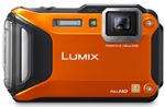 """""""Panasonic Lumix DMC-TS5D Brand New Includes One Year Warranty, The Panasonic DMC-TS5 rugged, waterproof and WiFi-enabled camera which can control and share instantly from your smartphone"""