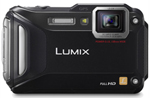 Panasonic DMC-TS5K Waterproof Tough Camera